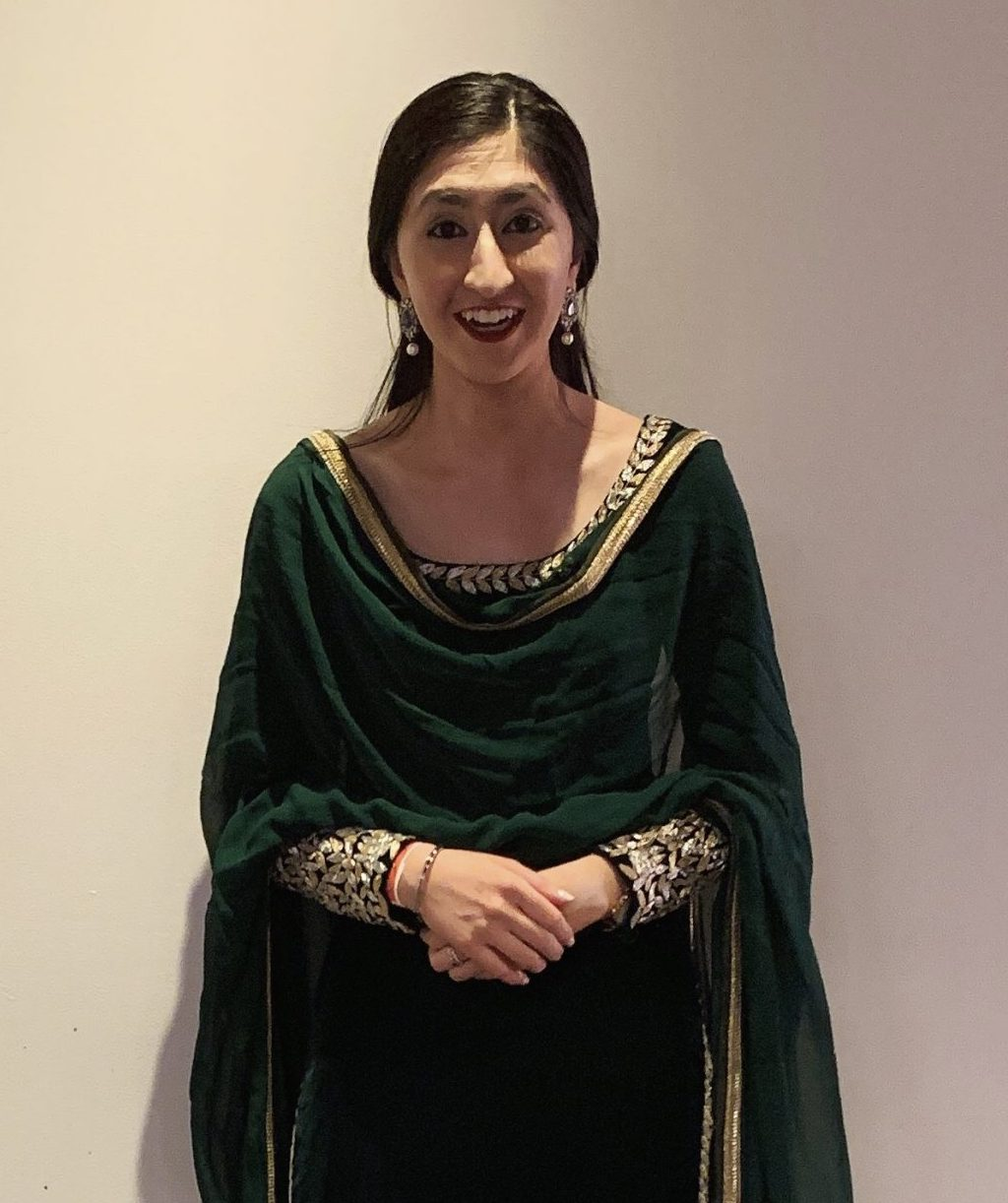 Shivani Mehta, BA